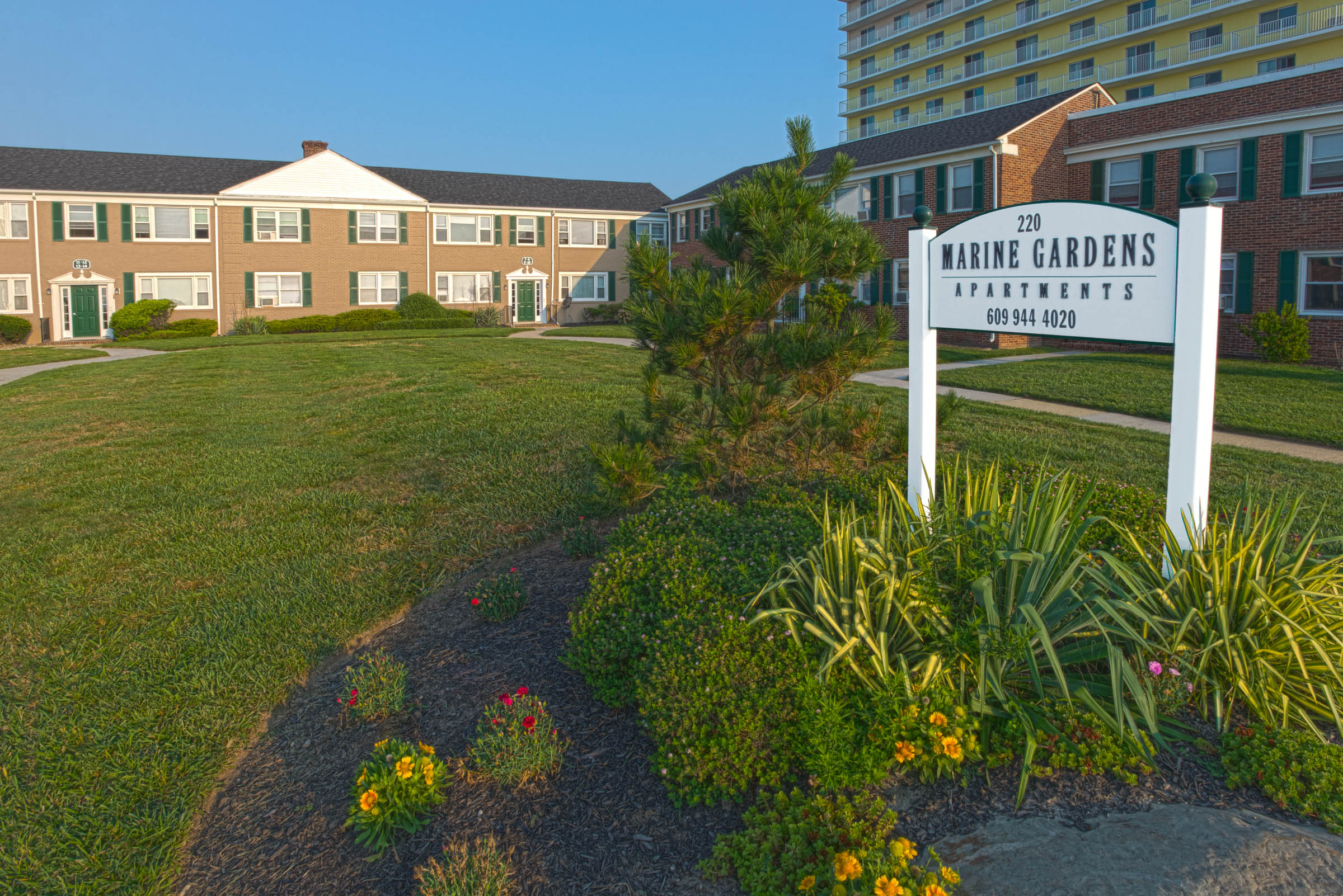 Marine Gardens Long Branch NJ Apartments